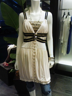 ★sass&bide/slinky70s dress★
